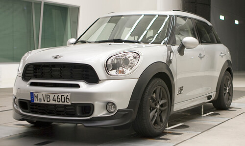MINI Countryman Cooper S with Aeropackage