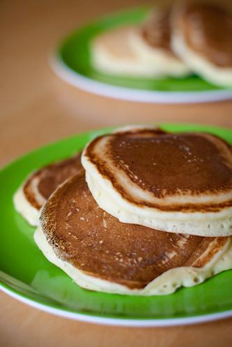 #166 - Morning Pancakes