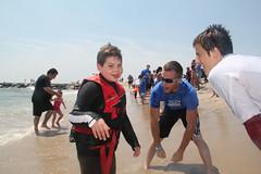 Best Day at the Beach in NJ - June 5, 2010 (Best Day Foundation) Tags: sea beach kids newjersey community surf nj surfing kayaking autism bodyboarding specialneeds boogieboarding bestday downsyndrome cerebralpalsy sevenpresidents surfershealing bestdayfoundation surfersenvironmentalalliance