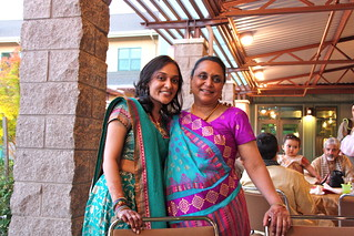 Nirali and Her Mom