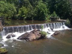 Nora Granary Dam