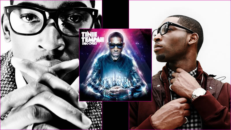 tinie tempah album. Tinie Tempah follows last