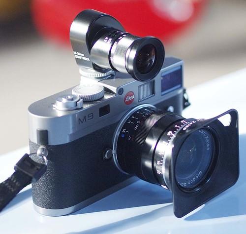 Voigtlander 15-35 Zoom Finder Leica M9 Zeiss 21mm f/2.8 Biogon