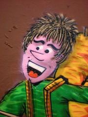 Adrian C. (Airborne Mark) Tags: london tunnel kiwi newzeland marmite thepilot leakestreet airbornemark