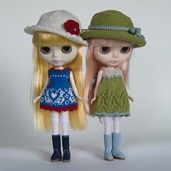 Stella and Olivia