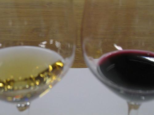 Alle wichtigen Weine sind vertreten