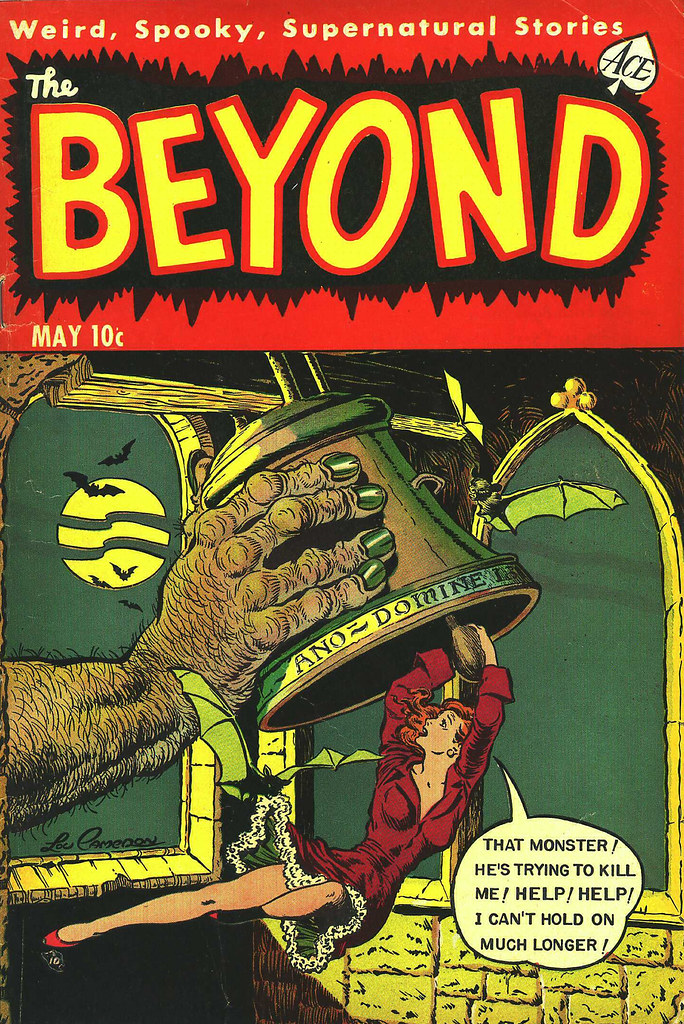The Beyond #20 (Ace, 1951)