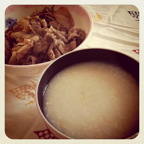燕麥粥again