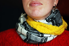 Cabled Cowl Maker