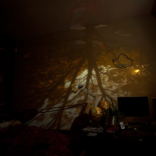 I made my bedroom into a Camera Obscura