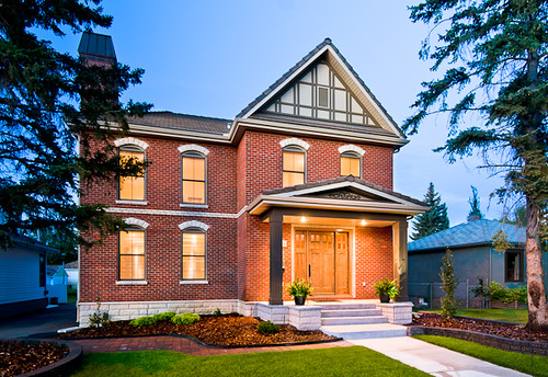 Residential Calgary Exterior