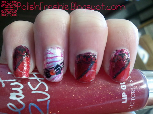 Color It Red - Polish Freshie