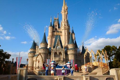 magic kingdom map 2010. Magic Kingdom - Castle