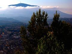 nuvole - cloud (kikkedikikka) Tags: sea italy sun rock san italia mare flag lo solo sicily capo sicilia trapani vito bandiera macari scoglio rgspaesaggio rgscastelli rgsnatura rgsscorci