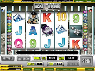 Beat the Bank slot game online review