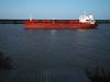 "El barco ""Bow Fertility"" en el Paraná"" (Marcelo Savoini) Tags: paraná argentina río river nikon barco ship bow rosario fertility tankers p7000 odfjell"