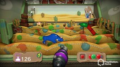 PlayStation Home: LittleBigPlanet Derby