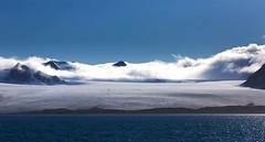 10985-157-496.jpg  Glacier-Fog (Ragnar TH) Tags: travel sea water norway melting glacier svalbard arctic polar warming spitsbergen icebergs global