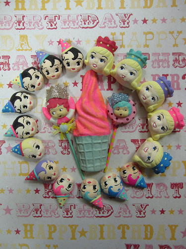 Sweet Birthday Doll Part Value Pack!