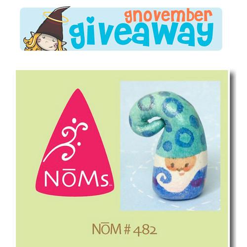 gnovember giveaway!