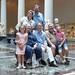 Dalys - Sarah Daly Tacey & Paul Tacey (background), Shannon Tacey, Roberta Daly, Jeff Daly, Chuck Daly, Ben Tacey