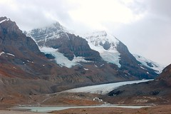 Athabasca Glacier (F0t0graphy) Tags: athabasca glacier icefield climate mountain rockies nikon