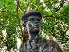 Charlie Chaplin Statue (brimidooley) Tags: charliechaplin leicestersquare london uk city citybreak travel england greatbritain britain gb europe unitedkingdom londra londres ロンドン 런던