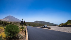 Tenerife. Spain. (CWhatPhotos) Tags: cwhatphotos sky blue teide volcano mount road tenerife spain puerto del la cruz puertodellacruz 65 olympus four thirds 43 digital camera photographs photograph pics pictures pic picture image images foto fotos photography artistic that have which with contain artistc art june 2017 holidays holiday time espana puero puetadellacruz colors colours color colour