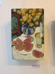 Черногорский завтрак_Montenegrin breakfast (his.) Tags: ceramics chamotte glazes stillife