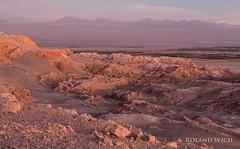 Valle de la Luna (Rolandito.) Tags: chile south america südamerika amérque du sud san pedro de atacama desert wüste valle la luna moon valley mondtal sunset