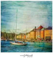 Gamla Stan (Cristian CN) Tags: sweden stockholm gamla stan scandinavia north sail sea island texture
