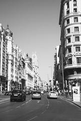 street | Madrid (stefaniacarenzaph) Tags: espana madrid travel blackandwhite nikond3000 nikonphotographer nikon nikonphotography streetphotography street city places
