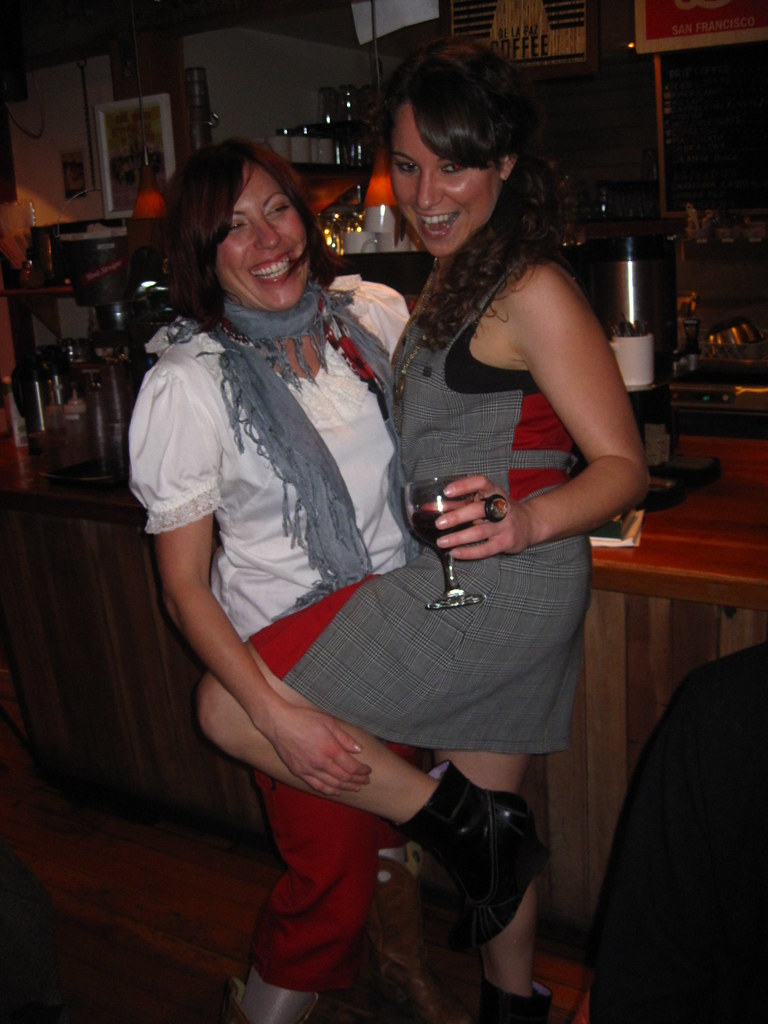Gwen y Kristine fabulousness