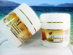 Mineral Line Honey All Purpose Cream