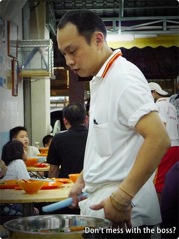 Lou Wong Boss