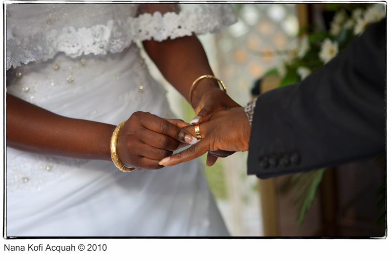 Adwoa and Mike's Wedding