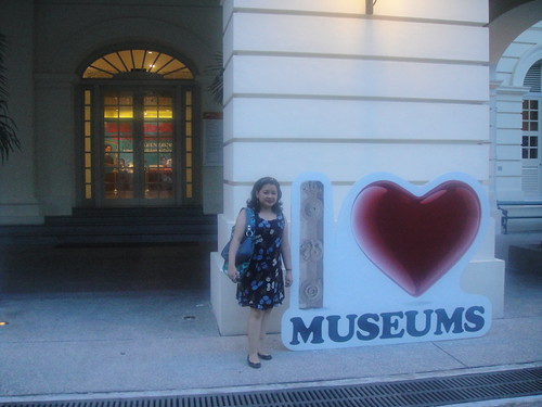 Yes I love museums