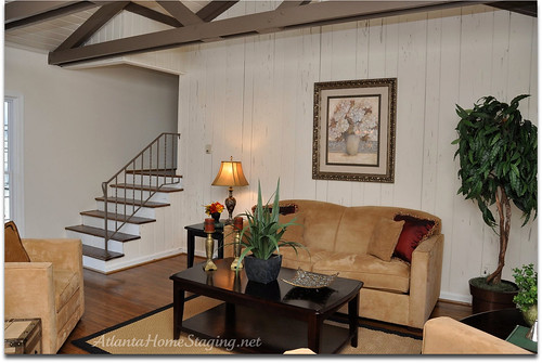 Atlanta Home Staging Laurelwood LR After1