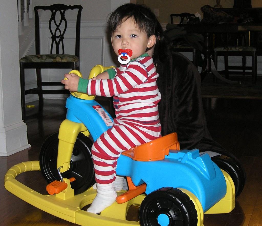 Rockin' Rollin' Rider Jackson