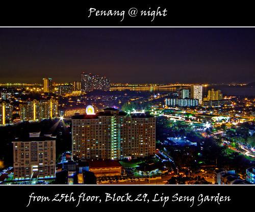 Penang @ night #1