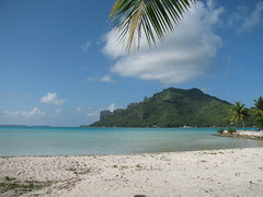 A last view of Maupiti Island (Dennisworld) Tags: vacation frenchpolynesia maupiti maupitiairport