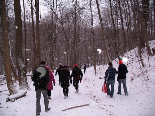 Heading into the Ravine (1)