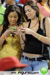 Linda chica con Blackberry6