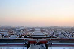 Forbidden City. (Fred.Z.) Tags: beijing forbiddencity 雪 紫禁城 故宫