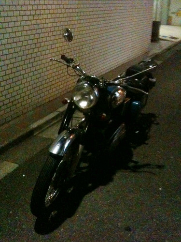 Today's Royal Enfield [January.6.2009]