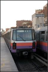 Cairo Metro (Hogarth Ferguson) Tags: المترو cairo metro train railroad subway egypt africa hogarthferguson hogarth ferguson