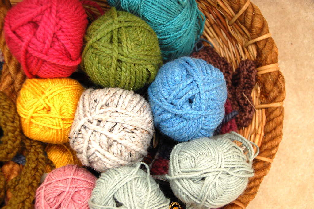 yarn happy