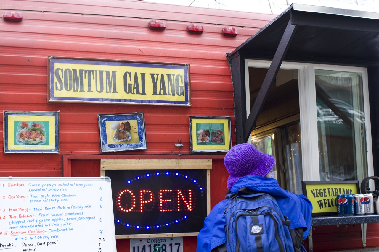 Dish a Day: Somtum Gai Yang