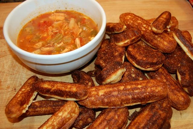 Chicken Veggie & Cornbread