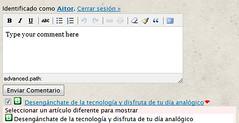 comluv_uso (uncafelitoalasonce) Tags: wordpress comments plugins